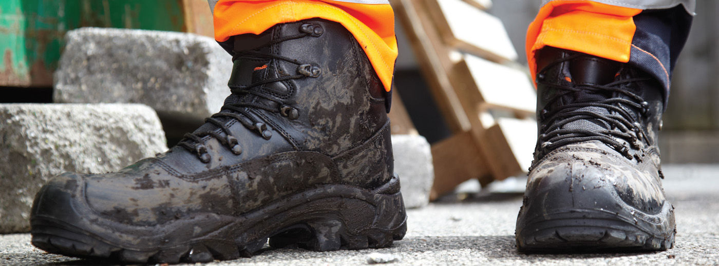 Safety Protective Footwear Boots Shoes Durban