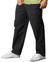 Pin Stripe Baggy Pants